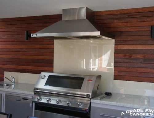 Custom BBQ Rangehood